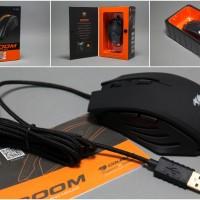Cougar Gaming Mouse 200M / 200 M - Black / Hitam