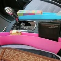 harga Kotak Penyimpanan Plastik Serbaguna (di Slot Sela Jok Kursi Mobil Tokopedia.com