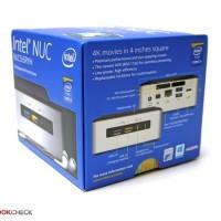 Mini PC INTEL NUC NUC5 I3RYH-4S120 (I3 2.1GHZ,4GB, SSD 120GB)