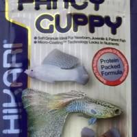 Hikari Fancy Guppy Pakan Ikan Hias Guppy dan lainnya