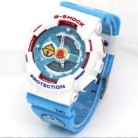 Jam Anak G-Shock Gshock GA-110 Doraemon Series