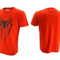 T-Shirt / Baju / Kaos Superhero Topgear Amazing Spiderman