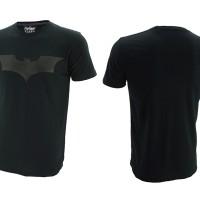 Jual T-Shirt / Baju / Kaos Superhero Topgear Batman The Dark Knight Black Murah