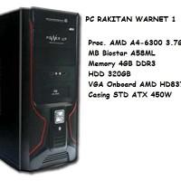PC Rakitan Warnet 1