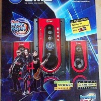 Speaker Gmc 886A