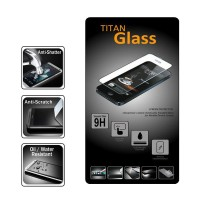 TITAN Tempered Glass Samsung Galaxy Core Prime Screen Protector 2.5D