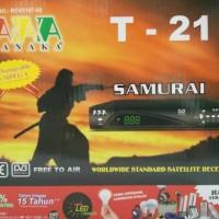Receiver Parabola TANAKA T-21 SAMURAI MPEG2