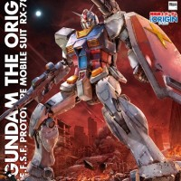 MG 1/100 RX-78-02 Gundam The Origin