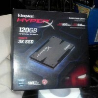SSD GAMING KINGSTON HyperX 3K