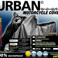 sarung motor urban jumbo Nmax/ninja 250/vixion/scorpio/byson