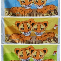 Handuk Anak Merk Kids By Merah Putih / Terry Palmer Uk.50x100cm