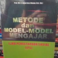 metode dan model model mengajar IPS