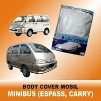 Penutup Body/ Body cover ZEBRA ESPASS/ CARRY utk Mobil Kesayangan