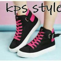 Sepatu Kets Boots revalina s temat KPS Style Cewek Cowok