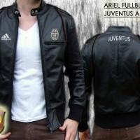 Jual Jaket Kulit Ariel Juventus Adidas Murah