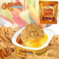 Jual Cemilan Unik California Nachos Cheese Sauce with Tortilla Chips Murah