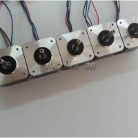 harga 3d Printer Stepper Motor Nema17 Tokopedia.com