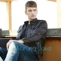 Jaket/Blazer Kulit Asli Pria new style simple 024