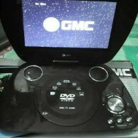 Dvd, Dvd Portable 7in, Portable, Fleco, Tv Tunner