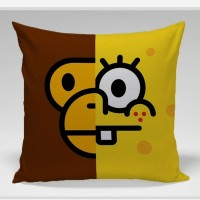 Bantal Baby Milo Spongebob