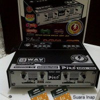 MESIN WALET Piro MW-88 Low Voltage Series + Flashdisk & Suara Walet
