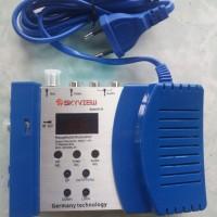 Modulator AV to RF