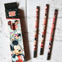 Pensil 2B Karakter Mickey ITEM No. 2020