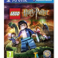 PSVita LEGO Harry Potter: Years 5-7 R1