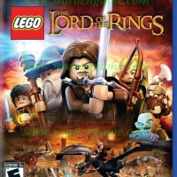 PSVita LEGO Lord Of The Rings R1