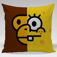 Bantal Sofa / bantal dekorasi - Baby Milo Spongebob