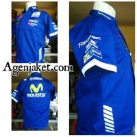 harga Kemeja Motogp Yamaha Movistar Michelin 2016 Tokopedia.com