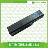Battery Toshiba PA3634-1BAS - PA3634 -Baterai - Baterai Laptop - Tos