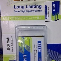 Baterai/battery samsung ace 1/ace plus s7500/ace duos/young 2 6310