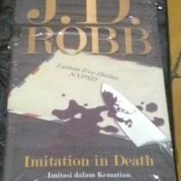 J.D Robb - Imitation In White