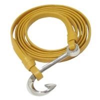 harga Gelang Kail Gelang Jangkar Kjp - Gelang Kulit Kuning Yellow Bracelet Tokopedia.com