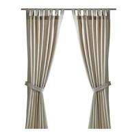 Ikea Lenda ~ Gorden Dengan Pengikat | 250X140Cm | Isi 2 | Curtain