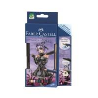 FABER-CASTELL Anime Art Set - Gothic