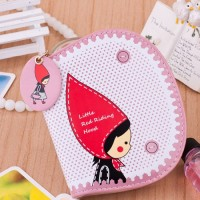 Harga HO4096F   Dompet Fashion Little Girl Red Dot Pink  | WIKIPRICE INDONESIA