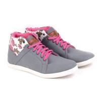 harga Sepatu Casual/ Sneakers Wanita Garucci 267 Sh 1124 (grey) Tokopedia.com