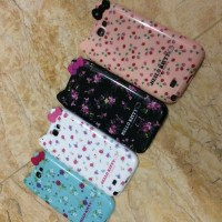 harga Casing Handphone Softcase Samsung Note 2 N7100 Cute Hellokitty Floral Tokopedia.com