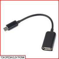 CONVERTER USB OTG KABEL MULTIFUNGSI MICRO USB TO USB 2.0