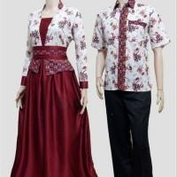 Jual Baju Batik Couple Arabella Murah