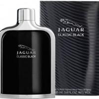 PARFUM ORIGINAL 100% box segel JAGUAR CLASSIC BLACK FOR MEN TERMURAH