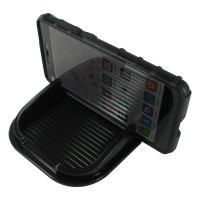 slip tatakan grip dashmat holder hp mobil / Tempat handphone dashbord
