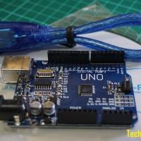 Arduino Uno CH340 + USB + CD