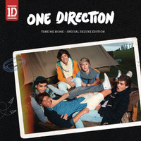 CD One Direction - Take Me Home Special Deluxe Bonus DVD