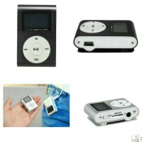 Mp3 Player TF Card LCD Screen Minipod Mp3 Layar
