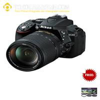 Nikon D5300 Kit 18-140mm + Hoya Kit 67MM
