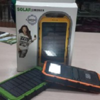 harga Piwer bank Solar Robot 128.000mah+emergency Tokopedia.com