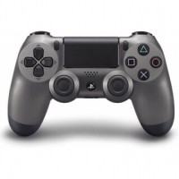 Stick Wireless PS4 Dual Shock 4 Original Steel Black